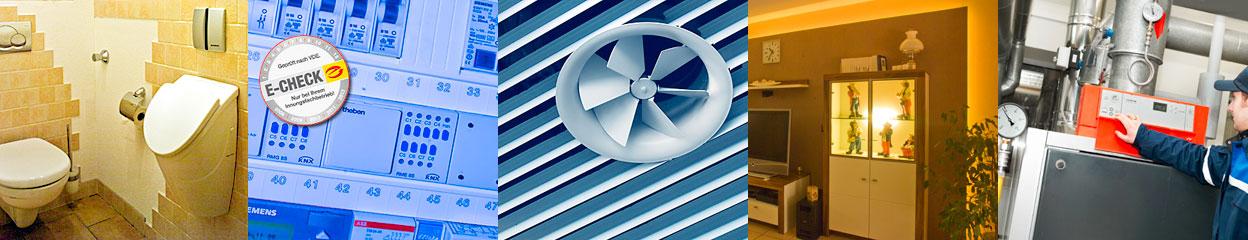 Mit der Peter Remp Energie- und Wärmetechnik GmbH erhalten alles aus einer Hand: Beratung, Planung, Installation, Prüfung und Wartung.