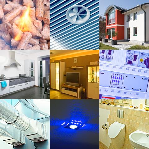 Leistungen der Peter Remp Energie- und Wärmetechnik GmbH