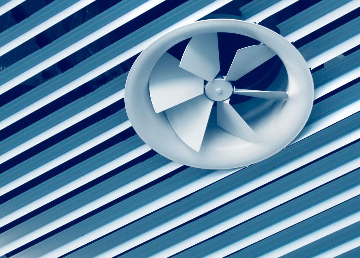 Klimaanlagen, Lüftungsanlagen